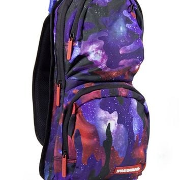 Sprayground Camo Galaxy Hydropack : Hydration Bags from RaveReady