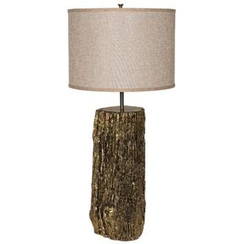 Uriah Table Lamp w/ Shade, Solid Brass Table Lamp w/ Shade, Solid Brass