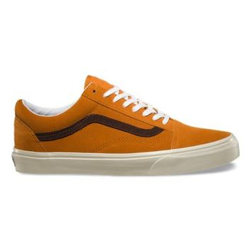 Vans Vintage Suede Old Skool (golden oak)