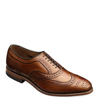 Allen Edmonds McAllister Leather Brogue Oxfords