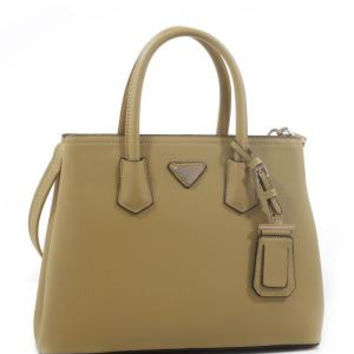Fashion Handbag in Olive Green