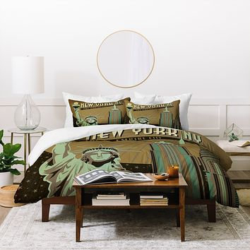 Anderson Design Group New York Duvet Cover