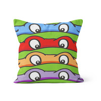Ninja Turltes TMNT Pillow