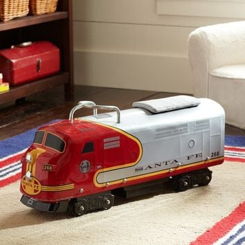 Lionel Santa Fe Train Ride-On | Pottery Barn Kids