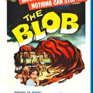 Blob Movie Poster 24inx36in