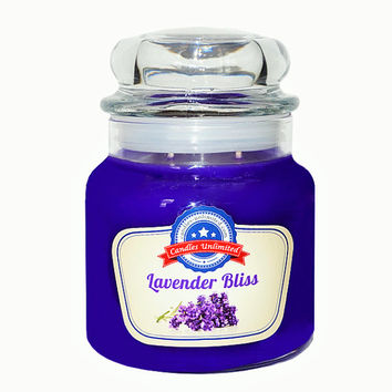 Lavender Bliss - Soy Blend Container Scented Candles