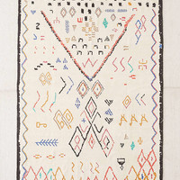 Lupita Chenille Printed Rug | Urban Outfitters