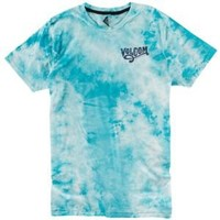 Volcom Down Warf Tie Dye T-Shirt - Men's at CCS