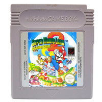 SUPER MARIO LAND 2, Nintendo Original Gameboy Cartridge. In Good Condition. In Good Working Condition.