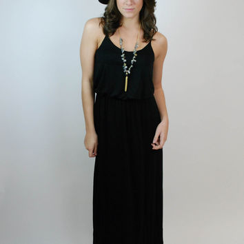Sunset The Pace Maxi - Black