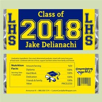 Year Graduation Candy Bar Wrappers