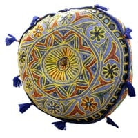 Hand made Embroidered Rajasthani Floor Pillows