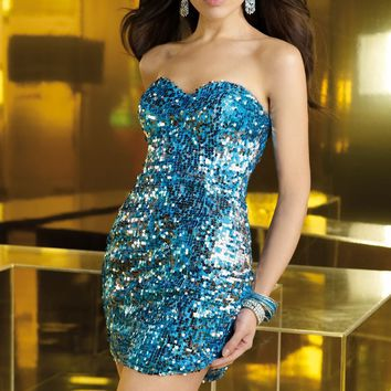 Alyce Homecoming 4353 Dress