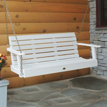 Highwood USA 5ft Weatherly Porch Swing