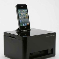Photo Cube Portable Printer- Black One