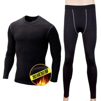 Gym Men Quick Dry Long Sleeve Set [6572763207]