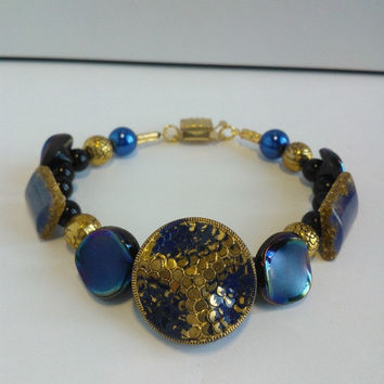 "Bracelet women ""ORIENTAL LEGEND""unique piece"