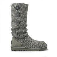 Classic Cardy Knit Boot
