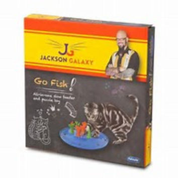 Shop fish cat toy on wanelo for Jackson galaxy phone number