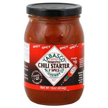 Tabasco® Seven Spice Chili Spicy Chili Starter 16oz