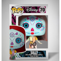 Funko Nightmare Before Christmas Day of Dead Sally Pop Figure