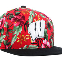 Wisconsin Badgers NCAA Waverunner Snapback Hat
