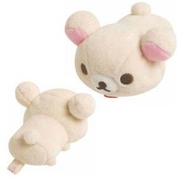 Ko-Rilakkuma MOCHI MOCHI Handy Plush Cleaner