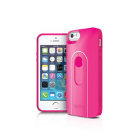 iLuv - Selfy™ (AI5SELF) iPhone 5/5s case with a built-in wireless camera shutter