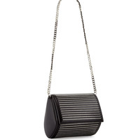 Givenchy Pandora Box Chain-Detail Minaudiere, Black LAVELIQ