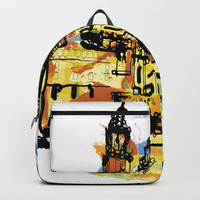 santiago camino Backpack by cindys