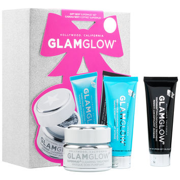 Sephora: GLAMGLOW : Gift Sexy SUPERMUD® Set : skin-care-sets-travel-value