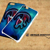 Blue Lion KIng Drawing Samsung Galaxy S3 S4 S5 Note 3 , iPhone 4(S) 5(S) 5c 6 Plus , iPod 4 5 case