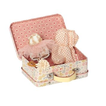 Mini Suitcase with Clothes