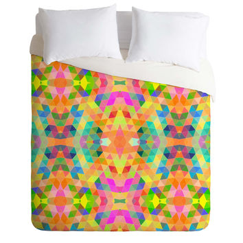 Lisa Argyropoulos Reflections Duvet Cover