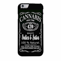 cannabis weed case for iphone 6 plus 6s plus