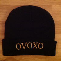 OVOXO beanie hat Drake YMCMB RAPThe Weeknd by TheTshirtShopLTD