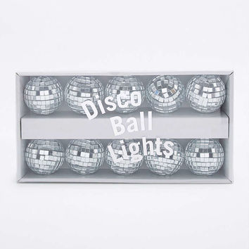 Disco Ball Fairy Lights - Urban Outfitters