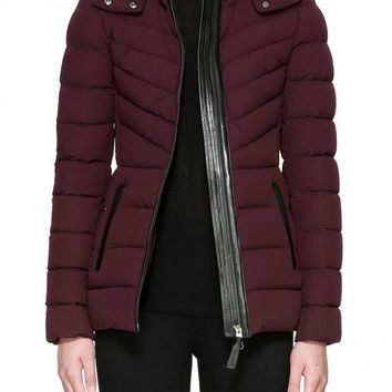MACKAGE | Patti Down Jacket - Bordeaux
