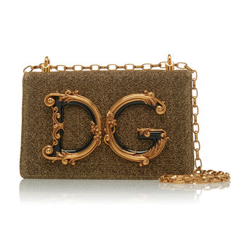 Girls Lurex Bag | Moda Operandi