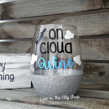 On Cloud Wine - Wine Glass
