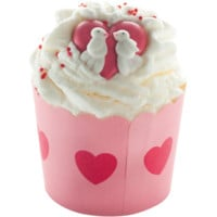 Jar of Hearts Cocoa Swirl 110g - Cocoa Swirls - Bath | Bomb Cosmetics