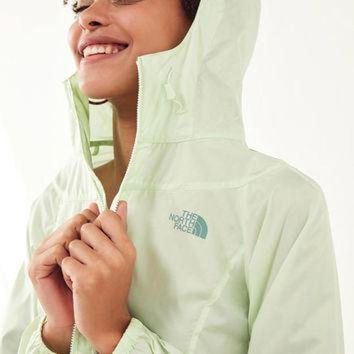 DCCKBWS The North Face Flyweight Hoodie Windbreaker Jacket | Urban Outfitters
