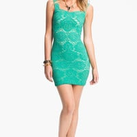 Free People Stretch Lace Tank Dress | Nordstrom