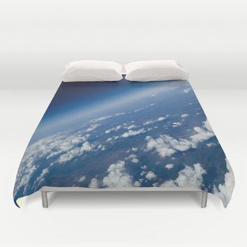 infinite space Duvet Cover by VanessaGF
