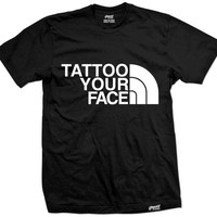 Tattoo Your Face Tee