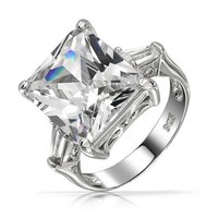 Bling Jewelry Alluring I DO Ring