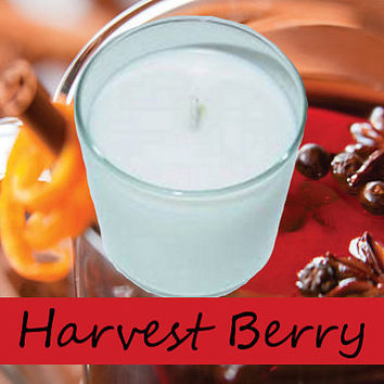 Harvest Berry Scented Candle in Tumbler 13 oz