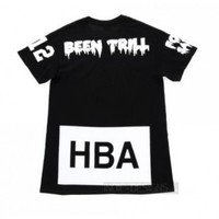 Indie Designs HBA x Been Trill Print T-Shirt