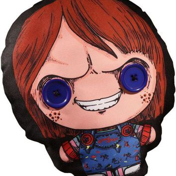 Child's Play | Chucky Flatzos PLUSH