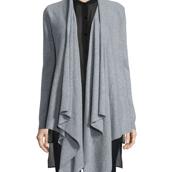 Fisher Project Cashmere Cascade Cardigan, Size: